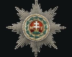 47. the royal hungarian order of saint stephen |