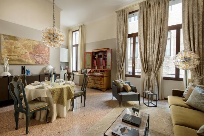 Rubelli Piano Nobile San Marco Venice Sotheby's International Realty