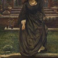 11. sir edward john poynter, bt., p.r.a., r.w.s. | beware, trust her not, she is fooling thee