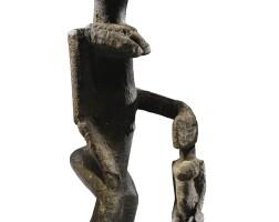 213. statue, dogon, mali |