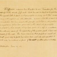 10. Jefferson, Thomas, as Third President