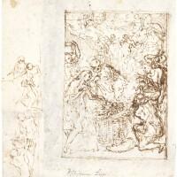 319. domenico cresti, called passignano | the adoration of the shepherds