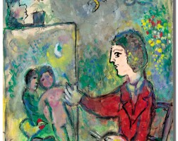 1013. Marc Chagall