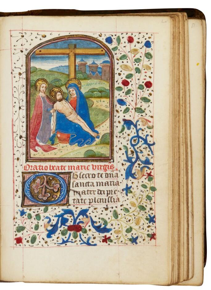 Book of Hours Southern Netherlands Bruges