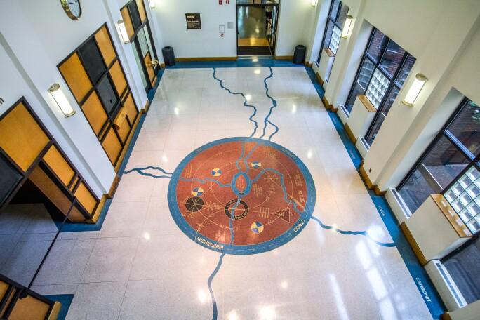 Schomburg Center interior