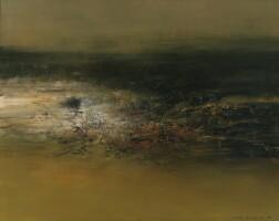 1015. Zao Wou-Ki (Zhao Wuji)