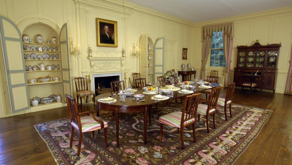Du Pont Dining Room