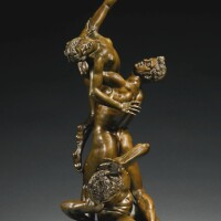 11. after a model by giambologna (1527-1608) italian, florence, 17th century