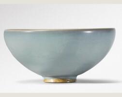 1. a fine 'sky blue' 'jun' bowl song / jin dynasty