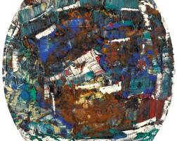146. jean paul riopelle | sur les graviers