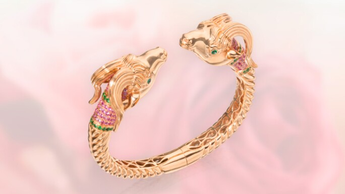 A History Lesson on Rose Gold | Jewelry | Sotheby's