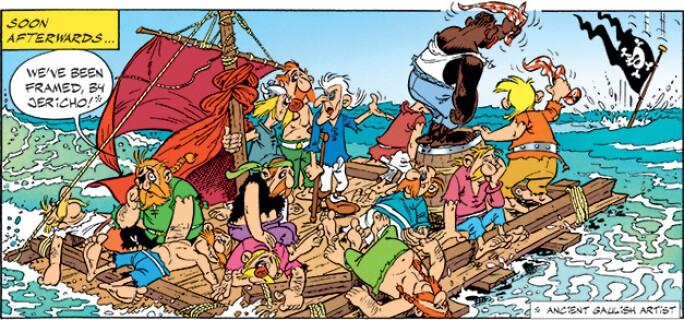 Shop für Beamte Stufen von heißester Verkauf The Anatomy of Asterix | Books & Manuscripts | Sotheby's