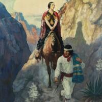 17. N. C. Wyeth
