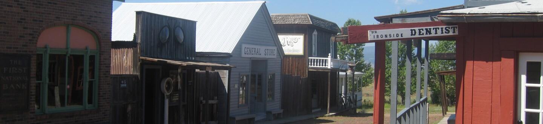 World Mining Museum_Exterior_Butte