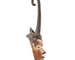 89. masque, ibo, nigeria