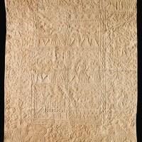 1. trapunto, italian, probably sicilian, late 15th/early 16thcentury |