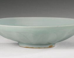 33. a'longquan' celadondish song dynasty