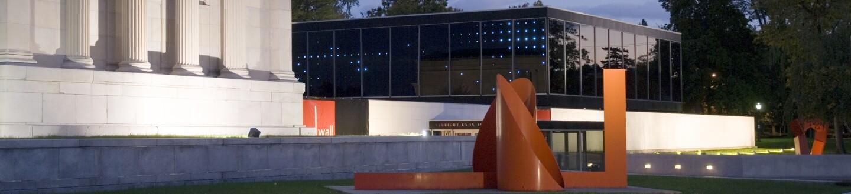 Albright-Knox Art Gallery, Buffalo, New York