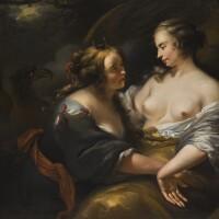 32. Nicolaes Pietersz. Berchem and studio
