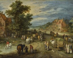 51. Circle of Jan Brueghel the Younger