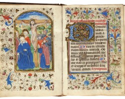 13. book of hours, use of rome, in latin [northern france or southern netherlands (cambrai?), c.1460]