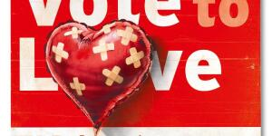 Banksy, Vote to Love