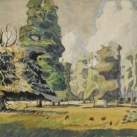 34. Charles Ephraim Burchfield