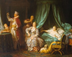 20. jean-baptiste leprince | the doctor's visit