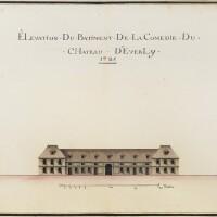 12. Ecole Française vers 1785