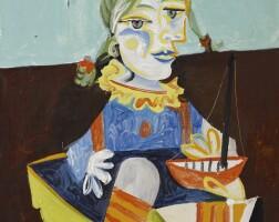 1A. Pablo Picasso