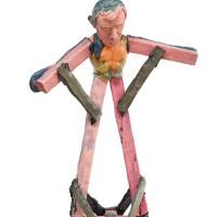 196. folkert de jong (b. 1972) | wicker man, 2007