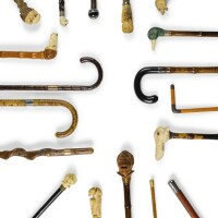 4. guy oswaldsmith's cane collection, late 19th-early 20th century |