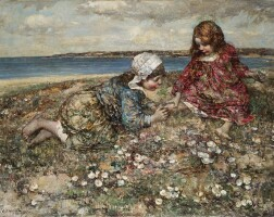 10. edward atkinson hornel | a thorn in her foot