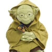 173. yoda plush toy, 2005