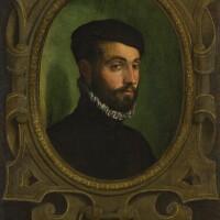 63. jacopo da ponte, called jacopo bassano | portrait of torquato tasso, aged 22