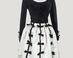 9. chanel haute couture par karl lagerfeld, automne-hiver 1994-1995