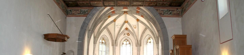 Ausstellung Kirche Zillis