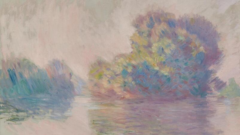 Claude Monet Paints the World Alive