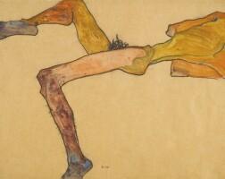 40. Egon Schiele