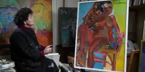 Suzanne Perlman - Nude