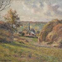 11. Camille Pissarro