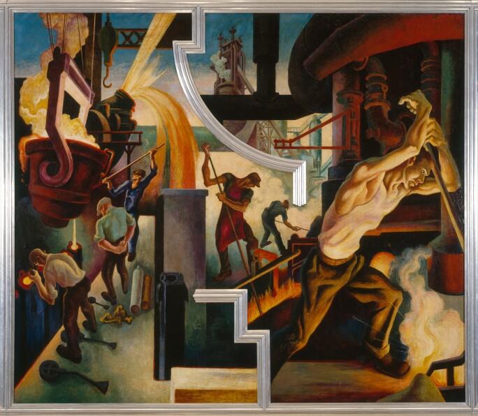 Thomas Hart Benton, America Today, Steel panel.jpg