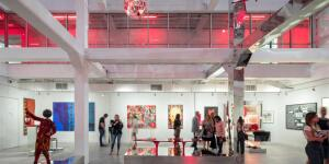 A Private Tour of Sotheby's (RED) Exhibition in Miami