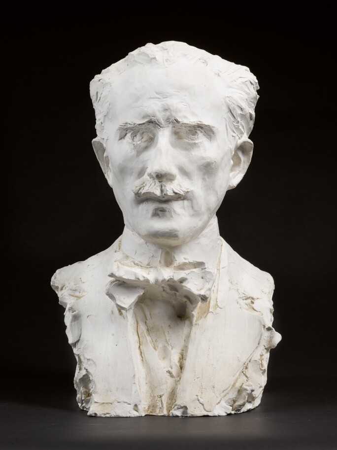 After Prince Paul Troubetzkoy, Bust of Arturo Toscanini