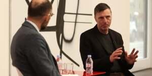 Albert Oehlen interviewed by Glenn Brown