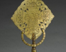 9. ethiopian, 18th century | processional cross