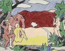 13. Roy Lichtenstein