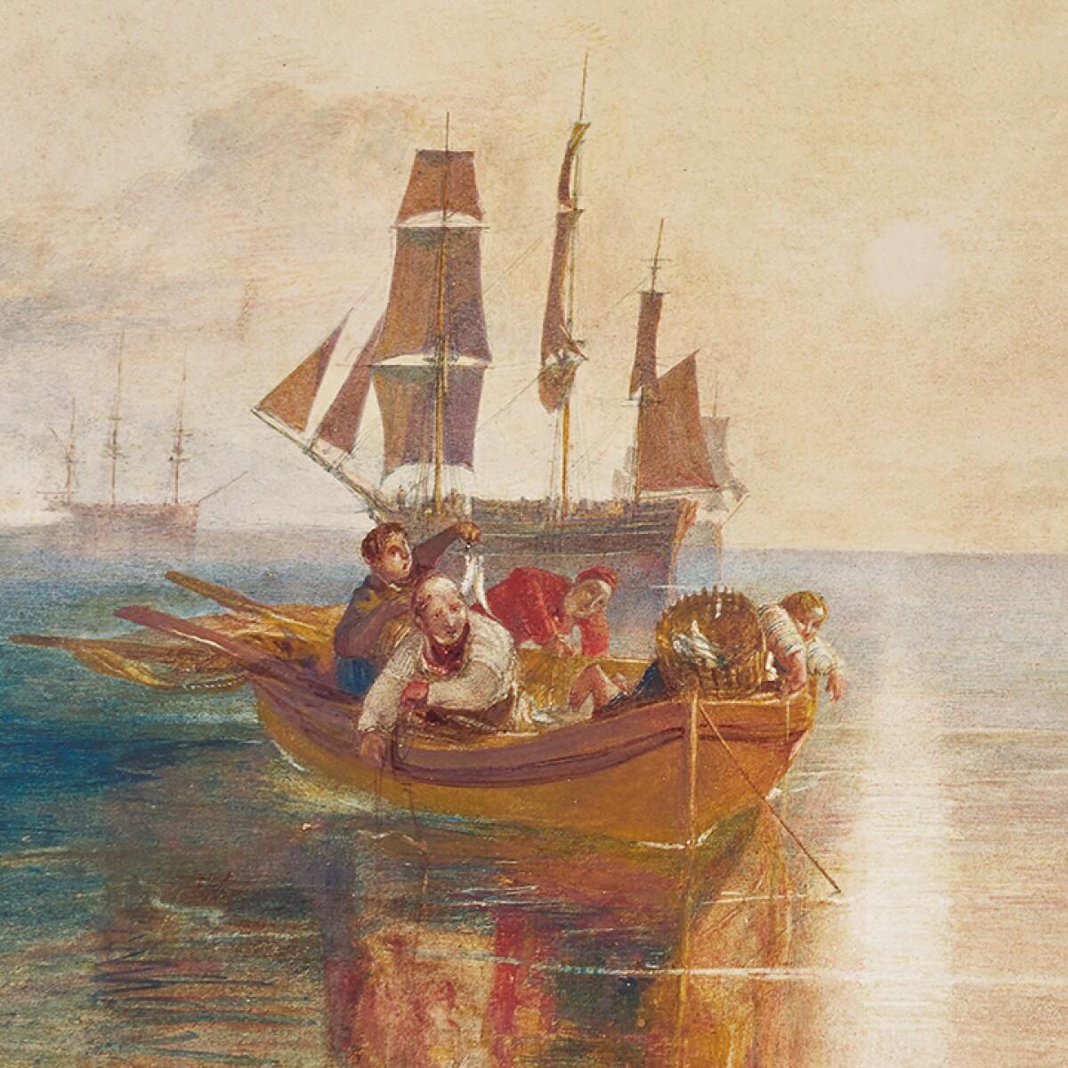The Magical Light of Turner's Margate
