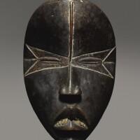 9. dan mask,côte d'ivoire or liberia