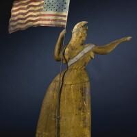 1270. goddess of libertyattributed tocushing & white | goddess of libertyattributed tocushing & white